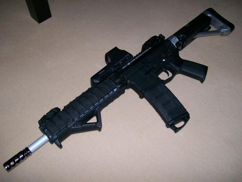 Mon custom M4 magpul 100_0215
