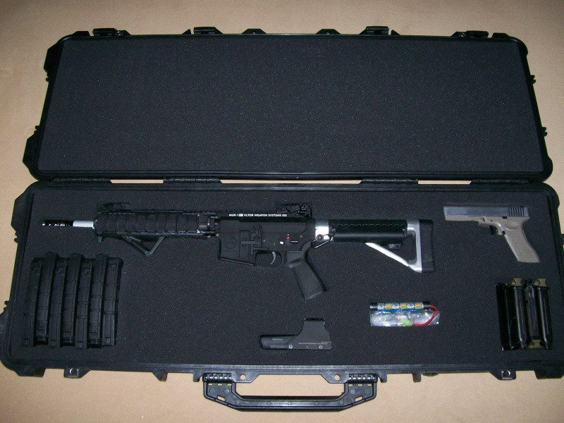 Mon custom M4 magpul 100_0218