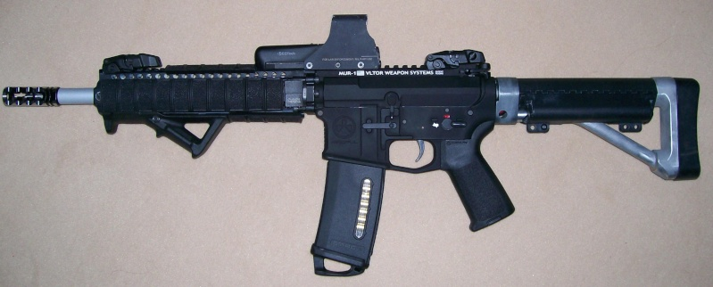 Mon custom M4 magpul 210