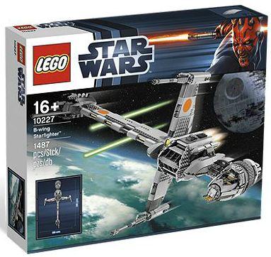 LEGO STAR WARS - 10227 - UCS B-Wing Starfighter  10227-10