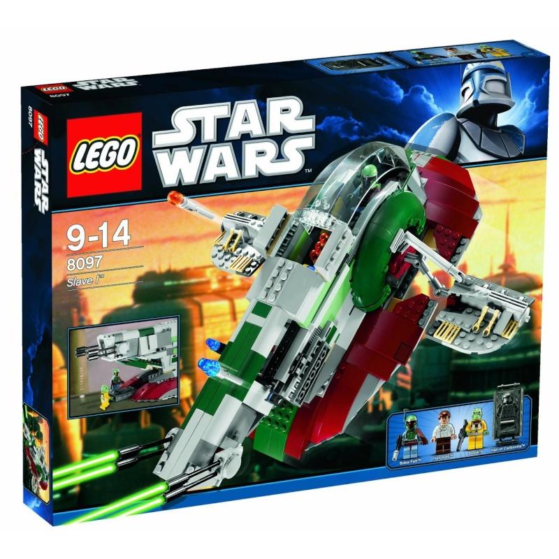 LEGO STAR WARS - 8097 - Slave I 8097_s11