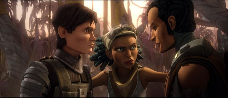 STAR WARS - THE CLONE WARS SAISON 5 EPISODES 1 - 10   Cw_s0511