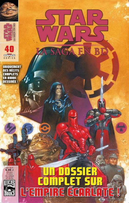 STAR WARS - LA SAGA EN BD #40 - NOVEMBRE 2012 Gsw_la10