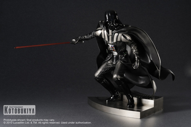 Kotobukiya - Darth Vader Return of Jedi ArtFX Statue Koto_d10