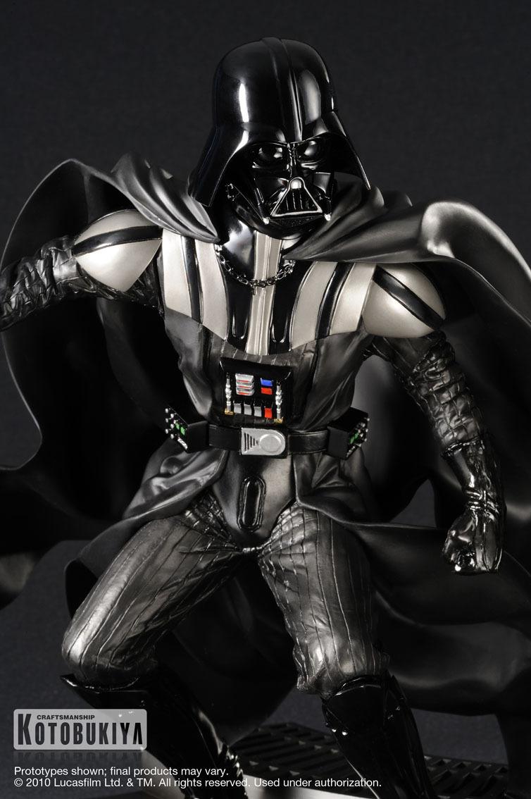 Kotobukiya - Darth Vader Return of Jedi ArtFX Statue Koto_d12