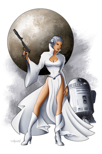 Artwork ACME ARCHIVES - LEIA Leia10
