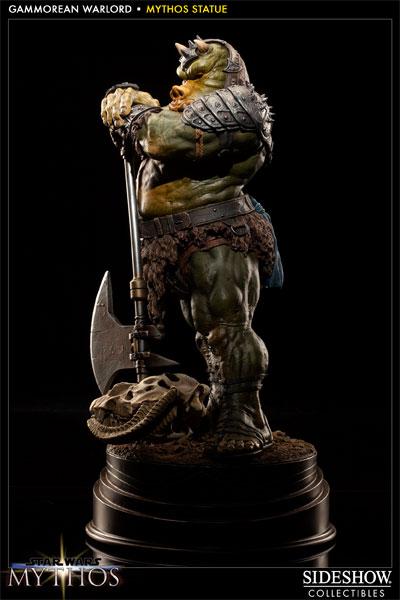 Sideshow - Mythos - Lomrokk - Jabba's Gamorrean Executioner Mythos15
