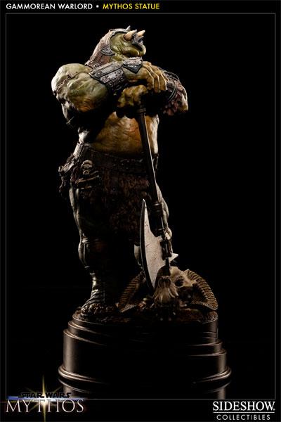 Sideshow - Mythos - Lomrokk - Jabba's Gamorrean Executioner Mythos17