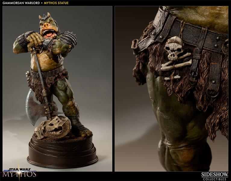 Sideshow - Mythos - Lomrokk - Jabba's Gamorrean Executioner Mythos19