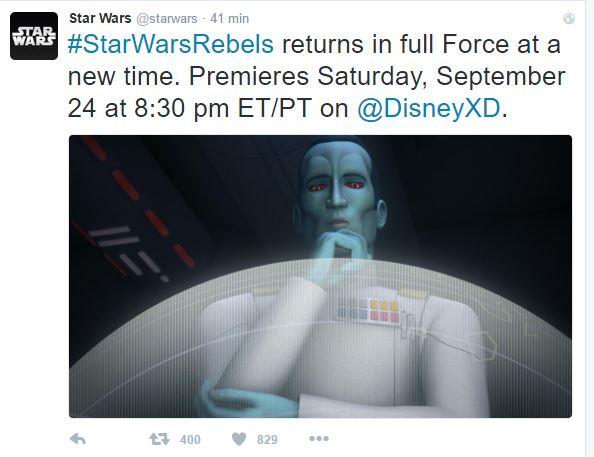 Star Wars Rebels Saison 3 Saison10