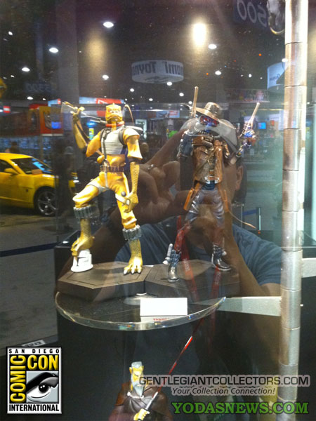 Gentle Giant - BOSSK - Animated Maquette Sdcc_010