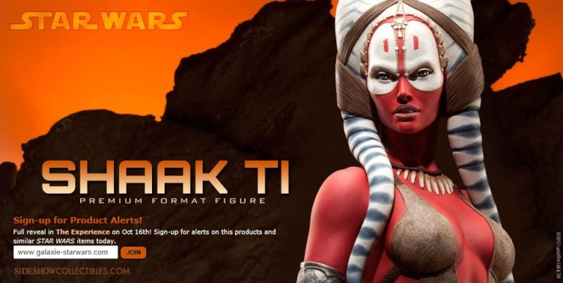 Sideshow - Shaak Ti Premium format Figure Shaak_12