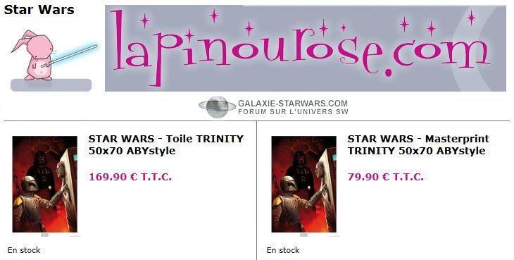 Star Wars - Artwork - Discussions générales - Page 7 Trinit10