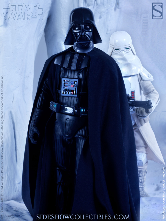 Sideshow - Darth Vader Deluxe Sixth Scale Figure  Vader_10