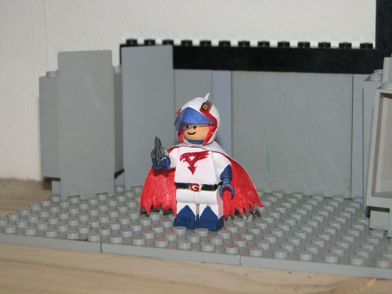 Customs lego  personnages de DA 80's de Fabax Batail10