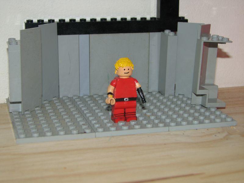 Customs lego  personnages de DA 80's de Fabax Cobra10