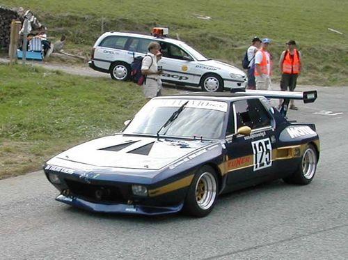 Fiat X1 9 Dallara Replica