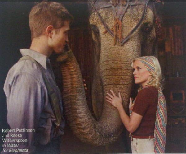 Water for Elephants : Photos  + Vidéos du tournage... - Page 11 50122-10