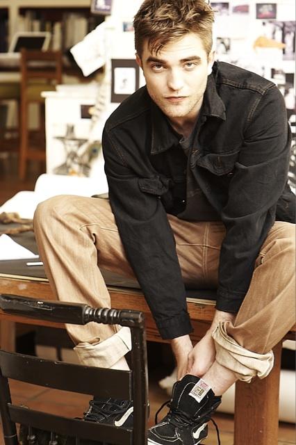 récap' Outtakes Robert Pattinson pour TVweek (Carter SMITH ) Outtak29