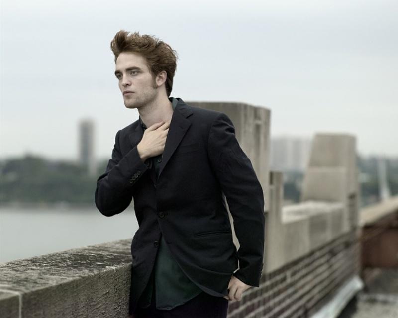 Shooting photo de Robert Pattinson pour la promo de Remember Me en 2009 Shooti12