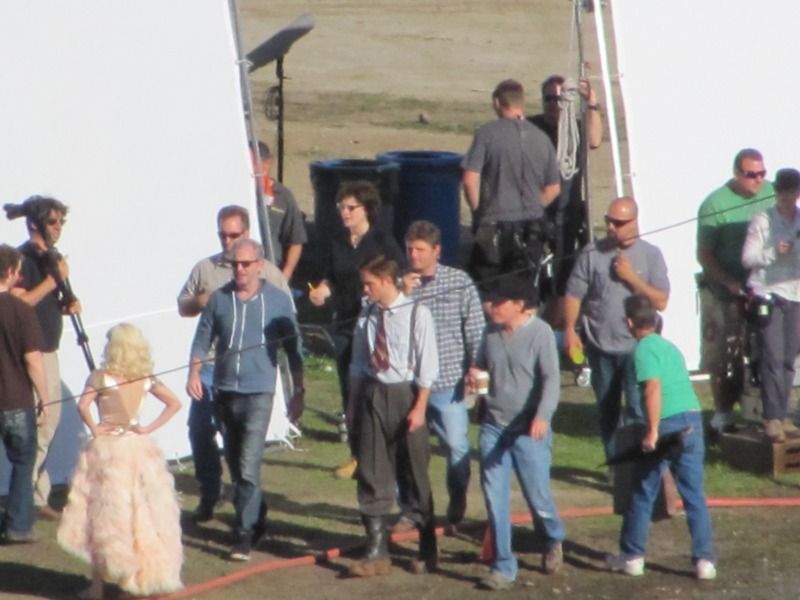 Water for Elephants : Photos  + Vidéos du tournage... - Page 11 Water_10