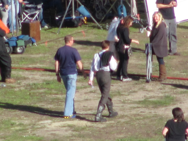 Water for Elephants : Photos  + Vidéos du tournage... - Page 11 Water_11