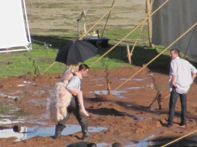 Water for Elephants : Photos  + Vidéos du tournage... - Page 11 Water_12