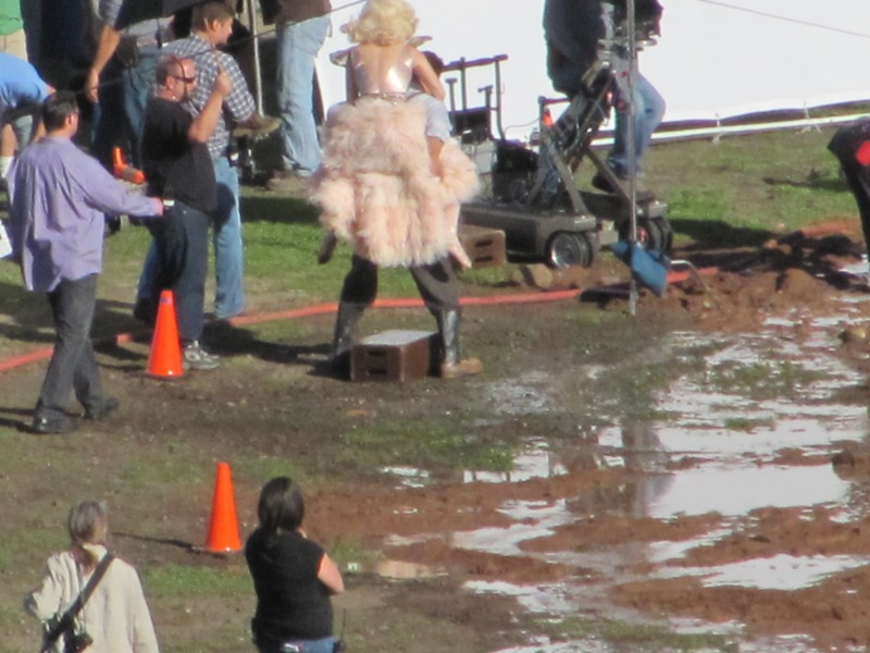 Water for Elephants : Photos  + Vidéos du tournage... - Page 11 Water_13