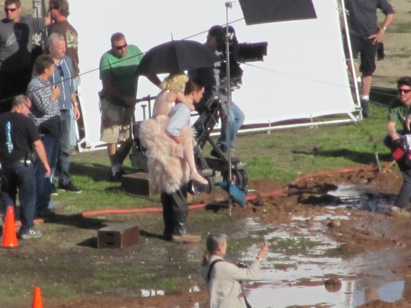 Water for Elephants : Photos  + Vidéos du tournage... - Page 11 Water_14