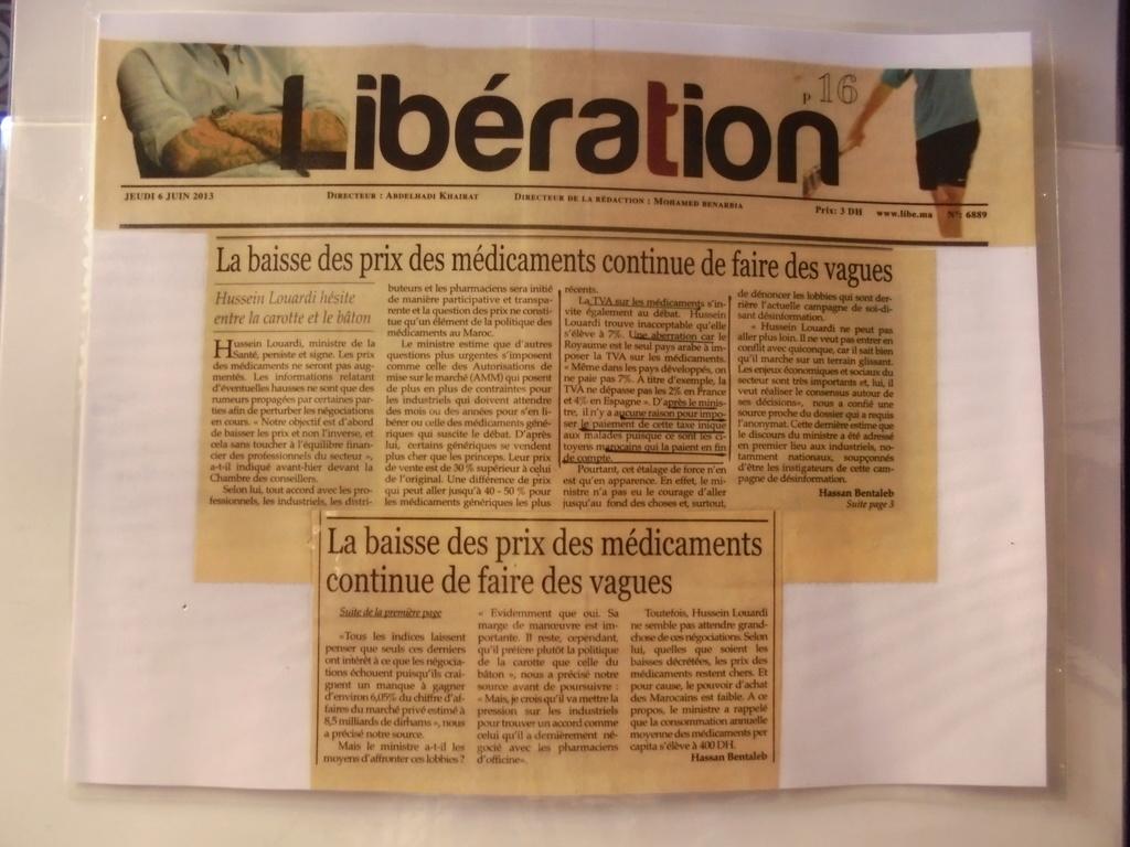 HAUSSE DE LA TVA ....Exactions et bavures fiscales d'un Gouvernement en fin de mission.      Dsc09211