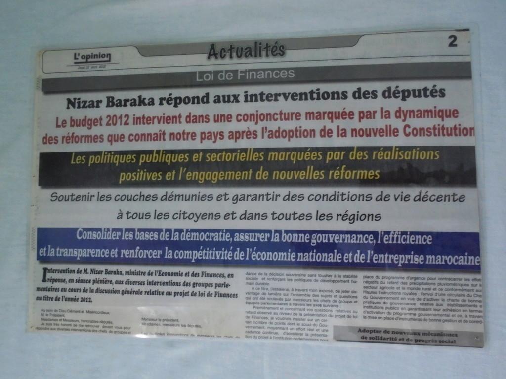 HAUSSE DE LA TVA ....Exactions et bavures fiscales d'un Gouvernement en fin de mission.      Dsc09216