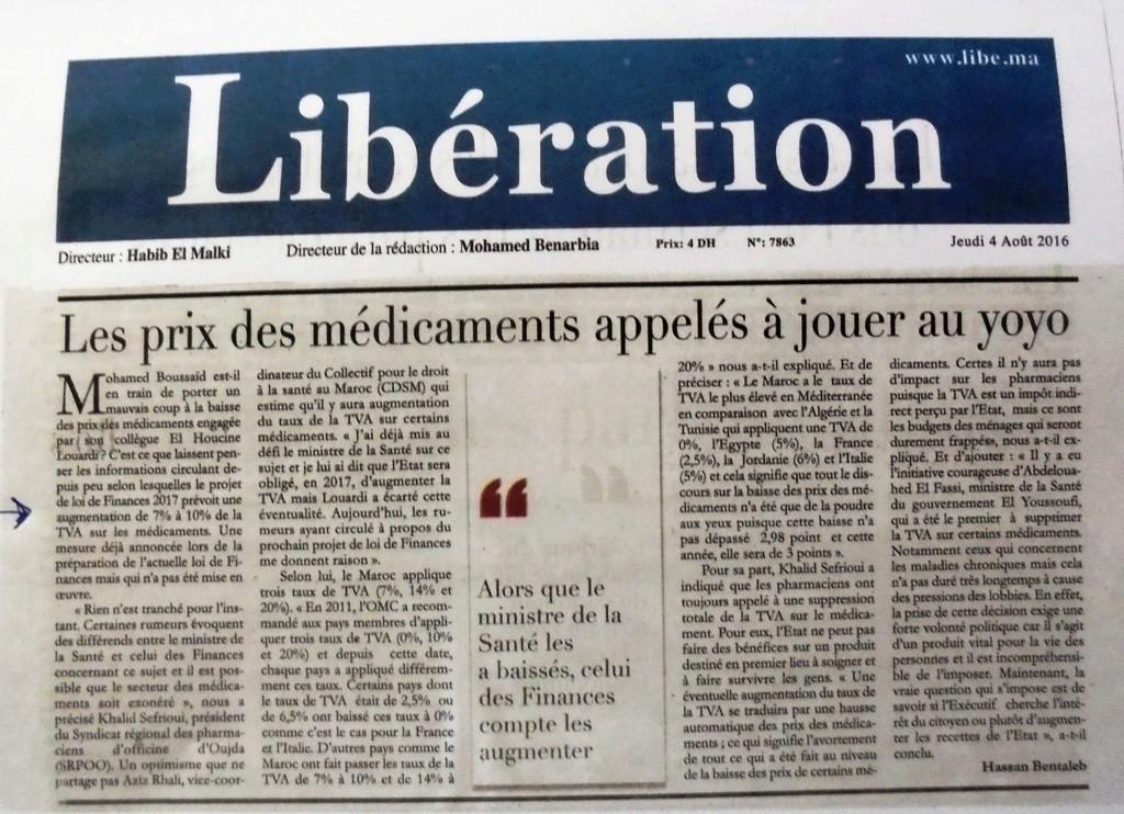 HAUSSE DE LA TVA ....Exactions et bavures fiscales d'un Gouvernement en fin de mission.      Libe_010
