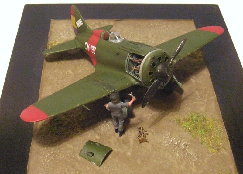Montage: Polikarpov I-16 type 10 1/72 - Page 2 Polika10