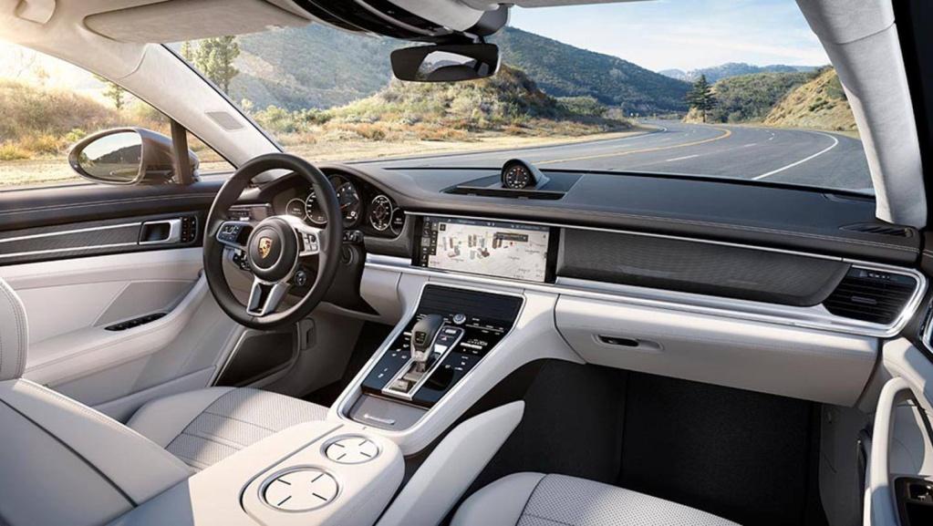 Nouvelle Porsche Panamera 2016 13497911