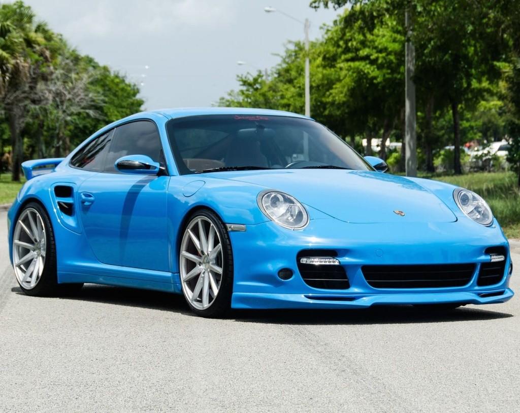 tuning Porsche 13498110