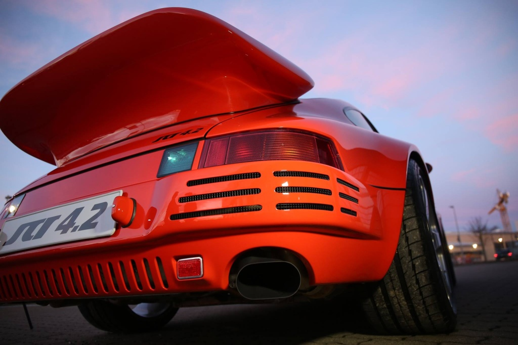 tuning Porsche 13517310