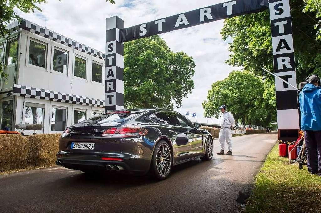Nouvelle Porsche Panamera 2016 13528410