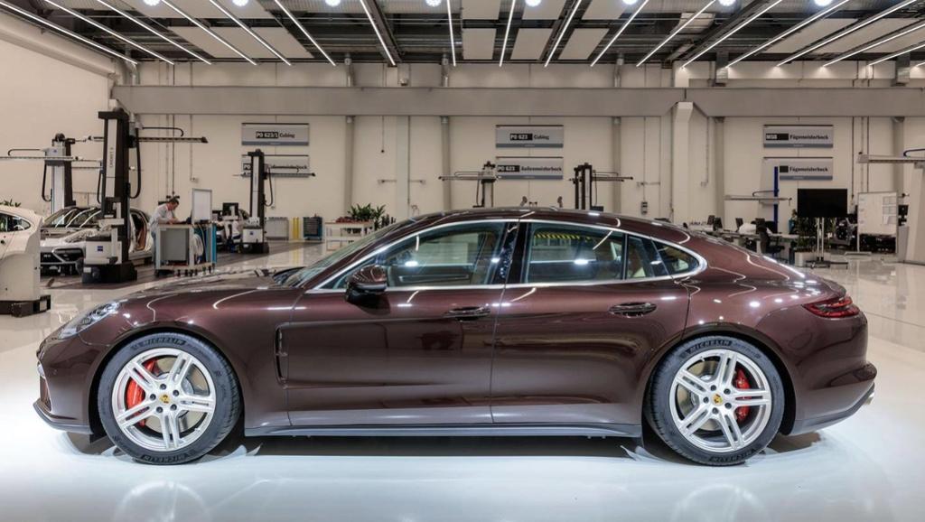 Nouvelle Porsche Panamera 2016 - Page 2 13613311