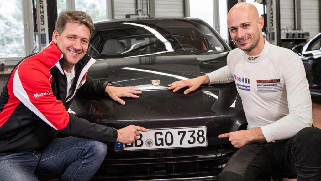 Nouvelle Porsche Panamera 2016 - Page 2 13640810