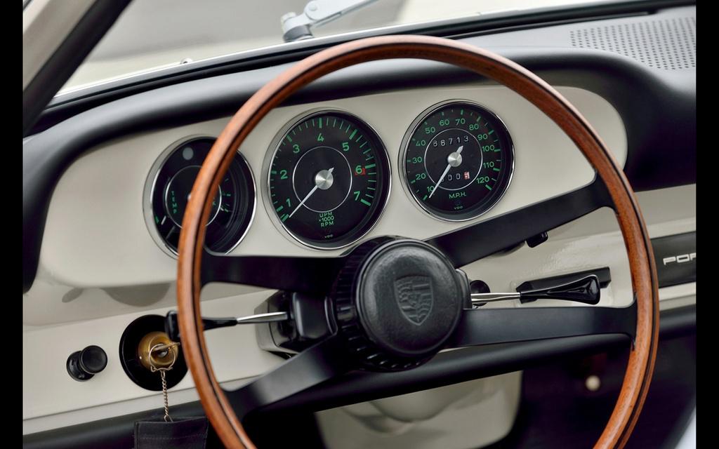 Porsche 912 - Traversée de Paris Dim 31 Juillet 2016 1965-p18