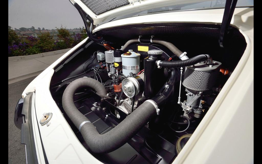 Porsche 912 - Traversée de Paris Dim 31 Juillet 2016 1965-p20