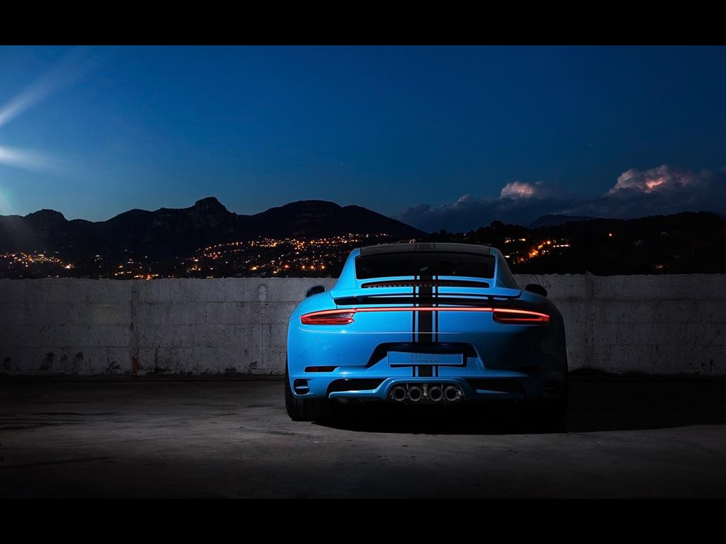 2016 TechArt Porsche 911 2016-t10