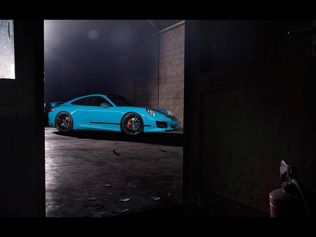 2016 TechArt Porsche 911 2016-t11