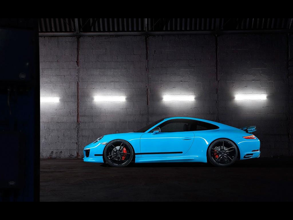 2016 TechArt Porsche 911 2016-t12