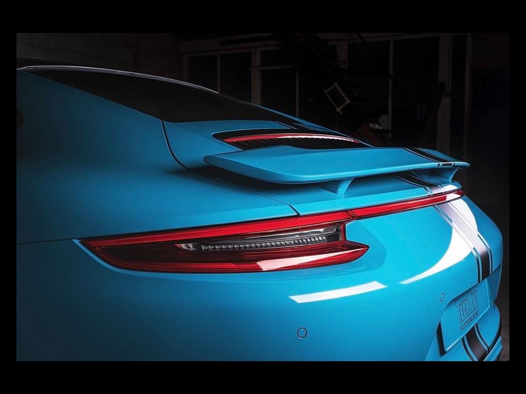 2016 TechArt Porsche 911 2016-t17