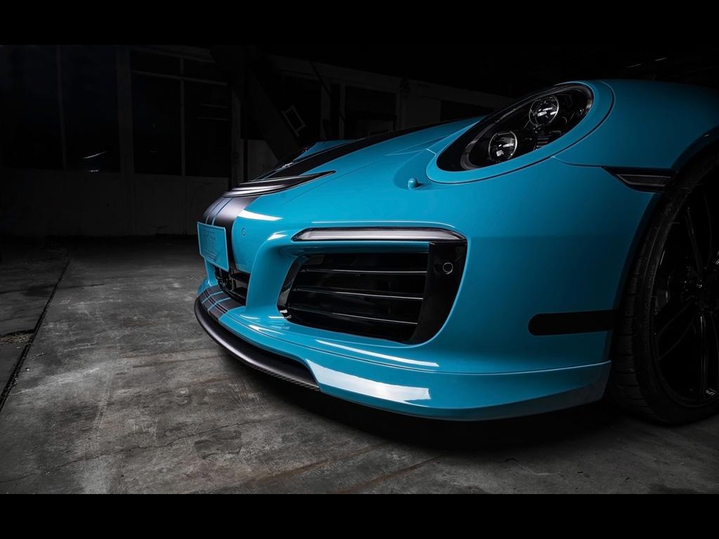 2016 TechArt Porsche 911 2016-t21