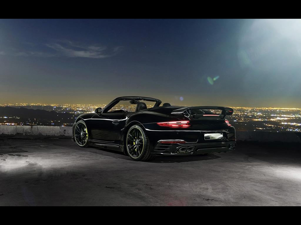 2016 TechArt Porsche 911 2016-t25