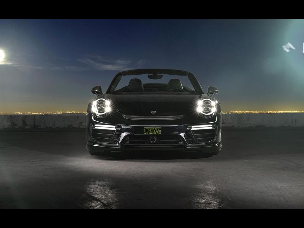 2016 TechArt Porsche 911 2016-t27
