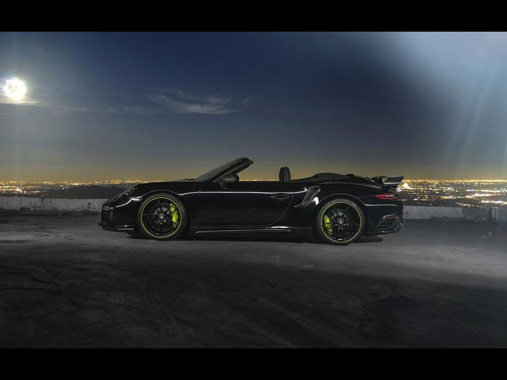 2016 TechArt Porsche 911 2016-t28