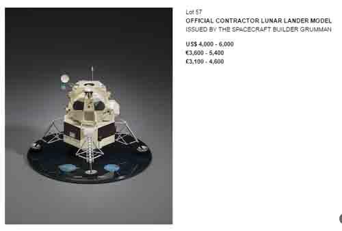 Lunar Excursion Module – Grumman – 1962 – 1/48éme par Tezio 0210
